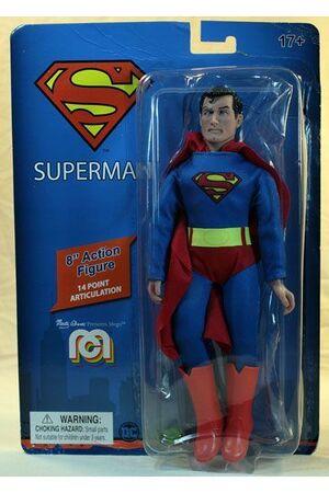 SUPERMAN RETRO FIGURA 20 CM DC COMICS