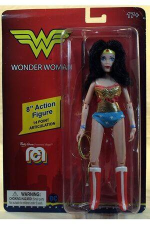 WONDER WOMAN RETRO FIGURA 20 CM DC COMICS
