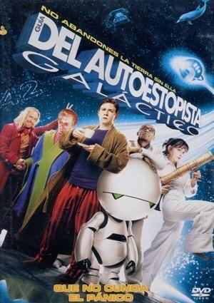 DVD LA GUIA DEL AUTOESTOPISTA GALACTICO