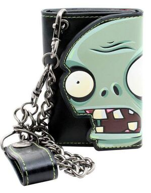 PLANTS VS ZOMBIES CARTERA ZOMBIE FACE