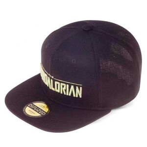 STAR WARS THE MANDALORIAN GORRA SILUETA