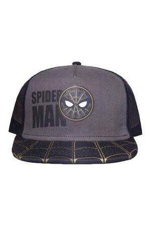SPIDER-MAN: NO WAY HOME GORRA SNAPBACK BLACK SUIT