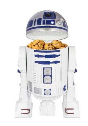 STAR WARS GALLETERO R2-D2 CON SONIDO