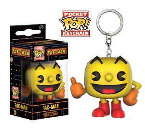 PAC-MAN LLAVERO FIGURA 4 CM POCKET POP
