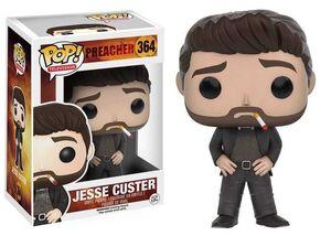 PREACHER FIGURA 9 CM JESSE CUSTER VINYL POP
