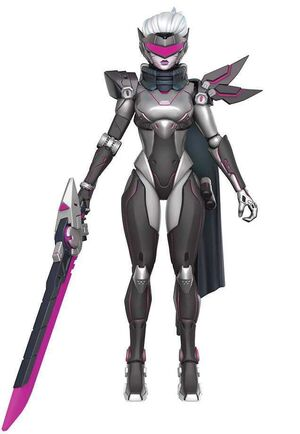 LEAGUE OF LEGENDS FIG 15 CM FIORA LEGACY COLLECTION