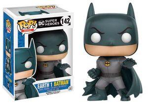 BATMAN FIGURA 9 CM BATMAN EARTH 1 DC COMICS VINYL POP