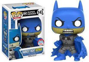 BATMAN FIGURA 9 CM BATMAN THE DARK KNIGHT VINYL POP