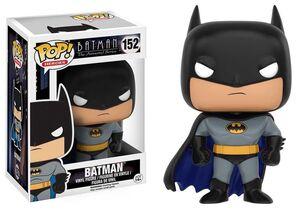 BATMAN THE ANIMATED SERIES FIGURA 9 CM BATMAN DC COMICS VINYL POP