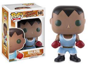 STREET FIGHTER FIGURA 10 CM BALROG VINYL POP