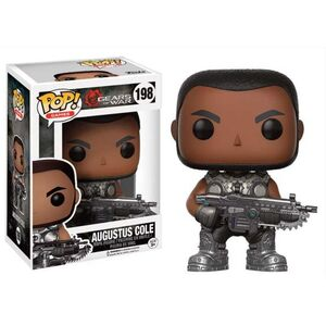 GEARS OF WAR POP VINYL FIG 9CM AUGUSTUS COLE