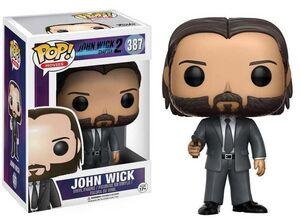 JOHN WICK 2 FIGURA 9 CM JOHN WICK VINYL POP! CLASSIC (FUNKO 387)