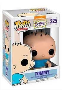 RUGRATS FIGURA 9 CM TOMMY VINYL POP!