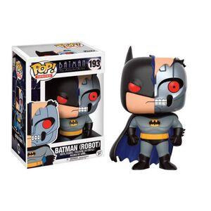 BATMAN THE ANIMATED SERIES FIGURA 9 CM BATMAN ROBOT VINYL POP!
