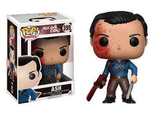 ASH VS EVIL DEAD FIGURA 9 CM BLOODY ASH VINYL POP