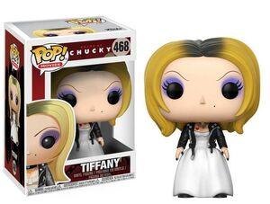CHUCKY FIGURA 9 CM TIFFANY (NOVIA DE CHUCKY) VINYL POP!