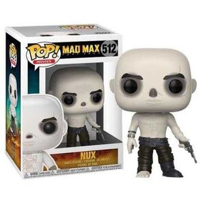 MAD MAX FURY ROAD FIGURA 9 CM NUX VINIL POP! FUNKO 512