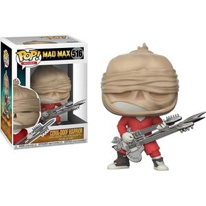 MAD MAX FURY ROAD FIGURA 9 CM COMA-DOOF WARRIOR VINIL POP! FUNKO 516