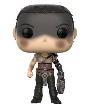 MAD MAX FURY ROAD FIGURA 9 CM FURIOSA VINIL POP!