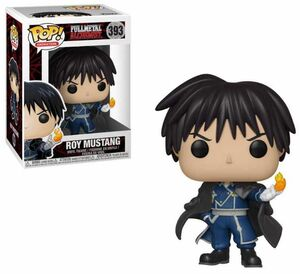FULLMETAL ALCHEMIST FIG 9CM POP ROY MUSTANG