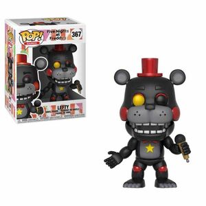 FIVE NIGHTS AT FREDDY'S FIGURA 9 CM LEFTY POP! GAMES FUNKO 367