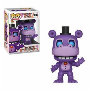 FIVE NIGHTS AT FREDDY'S FIGURA 9 CM MR. HIPPO POP! GAMES FUNKO 368