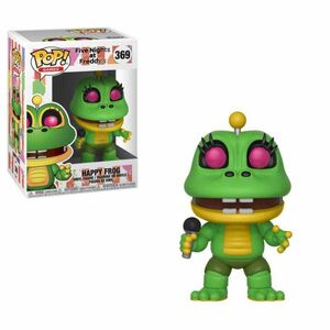 FIVE NIGHTS AT FREDDY'S FIGURA 9 CM HAPPY FROG POP! GAMES FUNKO 369