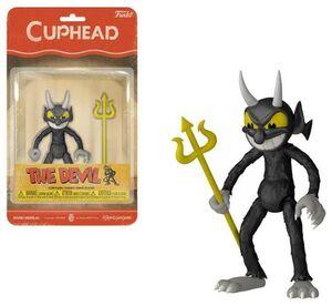 CUPHEAD FIG 10CM THE DEVIL