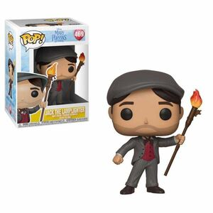 MARY POPPINS 2018 FIG 9CM POP JACK THE LAMPLIGHTER