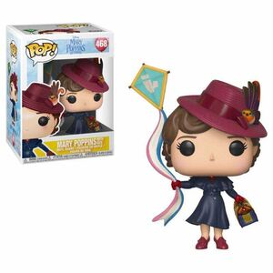 MARY POPPINS 2018 FIG 9CM POP MARY WITH KITE