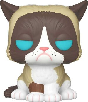 GRUMPY CAT FIG 9CM POP GRUMPY CAT