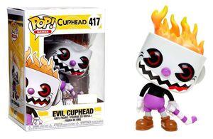 CUPHEAD FIG 9CM POP EVIL CUPHEAD SOUL-LESS ED. ESPECIAL