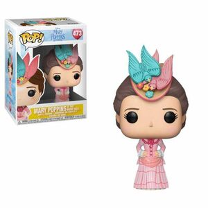 MARY POPPINS 2018 FIG 9CM POP MARY (PINK DRESS)