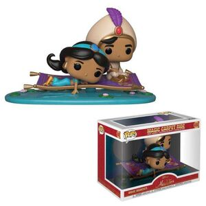 ALADDIN PACK 2 POP FIG 9CM MOVIE MOMENTS MAGIC CARPET RIDE