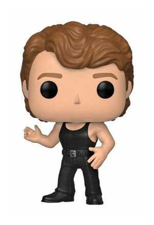 DIRTY DANCING FIG 9CM POP JOHNNY