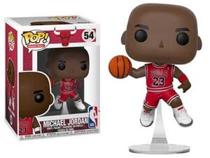 NBA BULLS FIG 9CM POP MICHAEL JORDAN