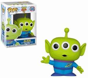 TOY STORY 4 FIG 9CM POP ALIEN