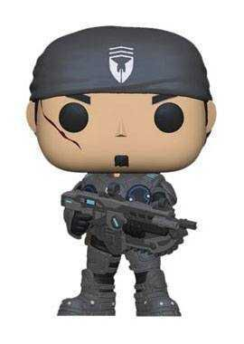 GEARS OF WARS FIG 9CM POP SERIE 3 MARCUS