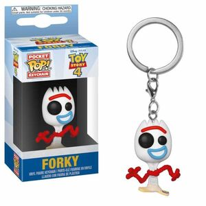 TOY STORY 4 LLAVERO POCKET POP 4CM FORKY