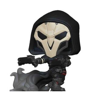 OVERWATCH FIG 9CM POP SERIE 5 REAPER (WRAITH)