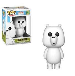 SOMOS OSOS FIG 9CM POP ICE BEAR