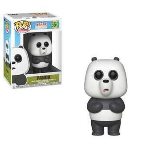 SOMOS OSOS FIG 9CM POP PANDA