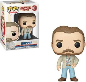 STRANGER THINGS TEMP 3 FIG 9CM POP HOPPER (CITA NOCTURNA)