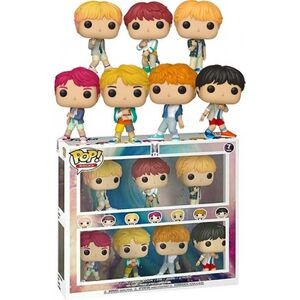 BTS PACK 7 FIGURAS 9CM POP EXCLUSIVO