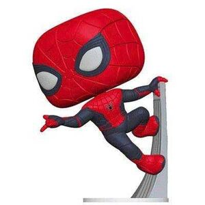 SPIDERMAN LEJOS DE CASA FIG 9CM POP SPIDERMAN TRAJE MEJORADO