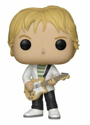 THE POLICE FIG 9CM POP ANDY SUMMERS