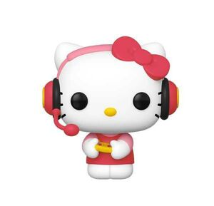 HELLO KITTY FIG 9CM POP GAMER HELLO KITTY (EXCLUSIVO)