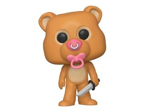THE PURGE LA NOCHE DE LAS BESTIAS FIG 9CM POP BIG PIG (ELECTION YEAR)