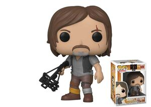 THE WALKING DEAD FIG 9CM POP DARYL