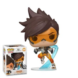 OVERWATCH FIG 9CM POP TRACER (OW2)